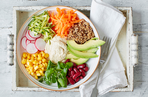 Healthy food : la tendance Bowl